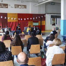 Überparteiliches Podium mit Nationalrats- kandidatinnen «Wohnen und Arbeiten»